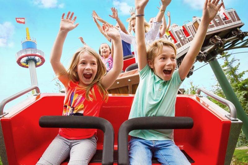 Riesenspaß für die ganze Familie Das Familienfreizeitpark LEGOLAND® Deutschland Resort in Günzburg