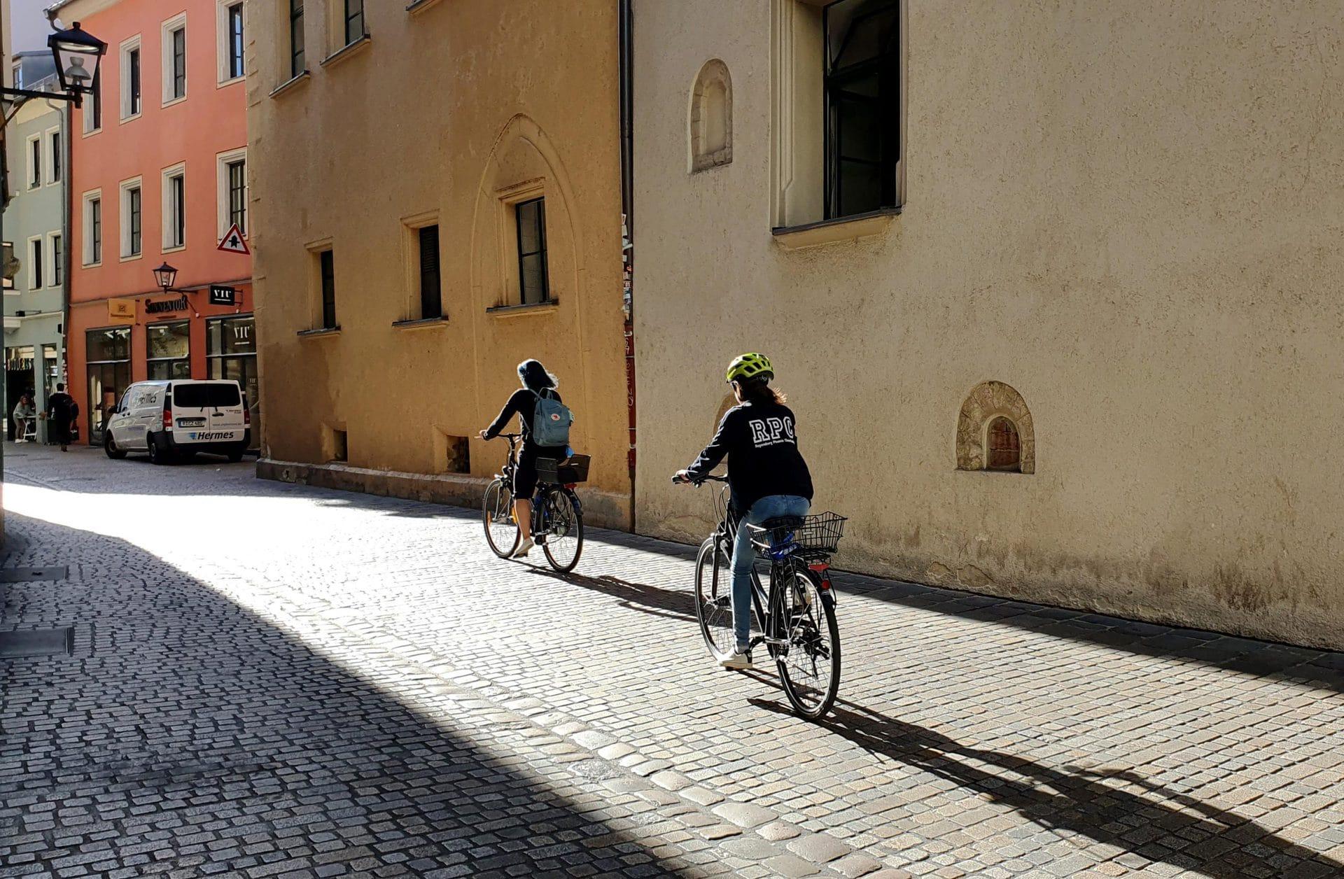 Radfahren in Regensburg: Spaß oder Stress? Aufruf zum Fahrradklima-Test 2020