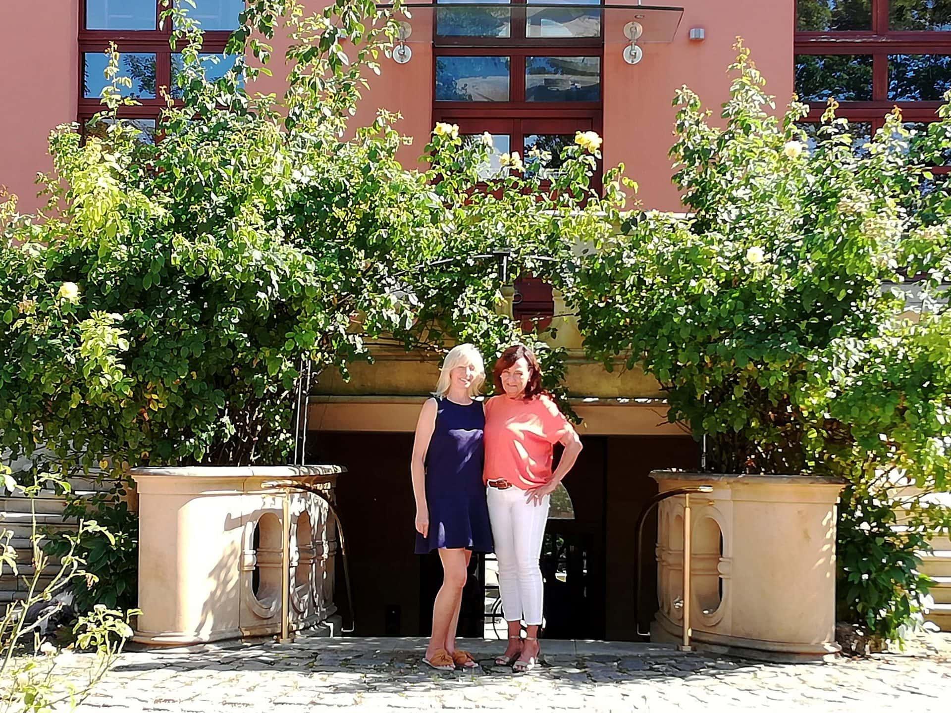 Neue Ära auf der alten Seidenplantage Wellness, Spa & Eventlocation