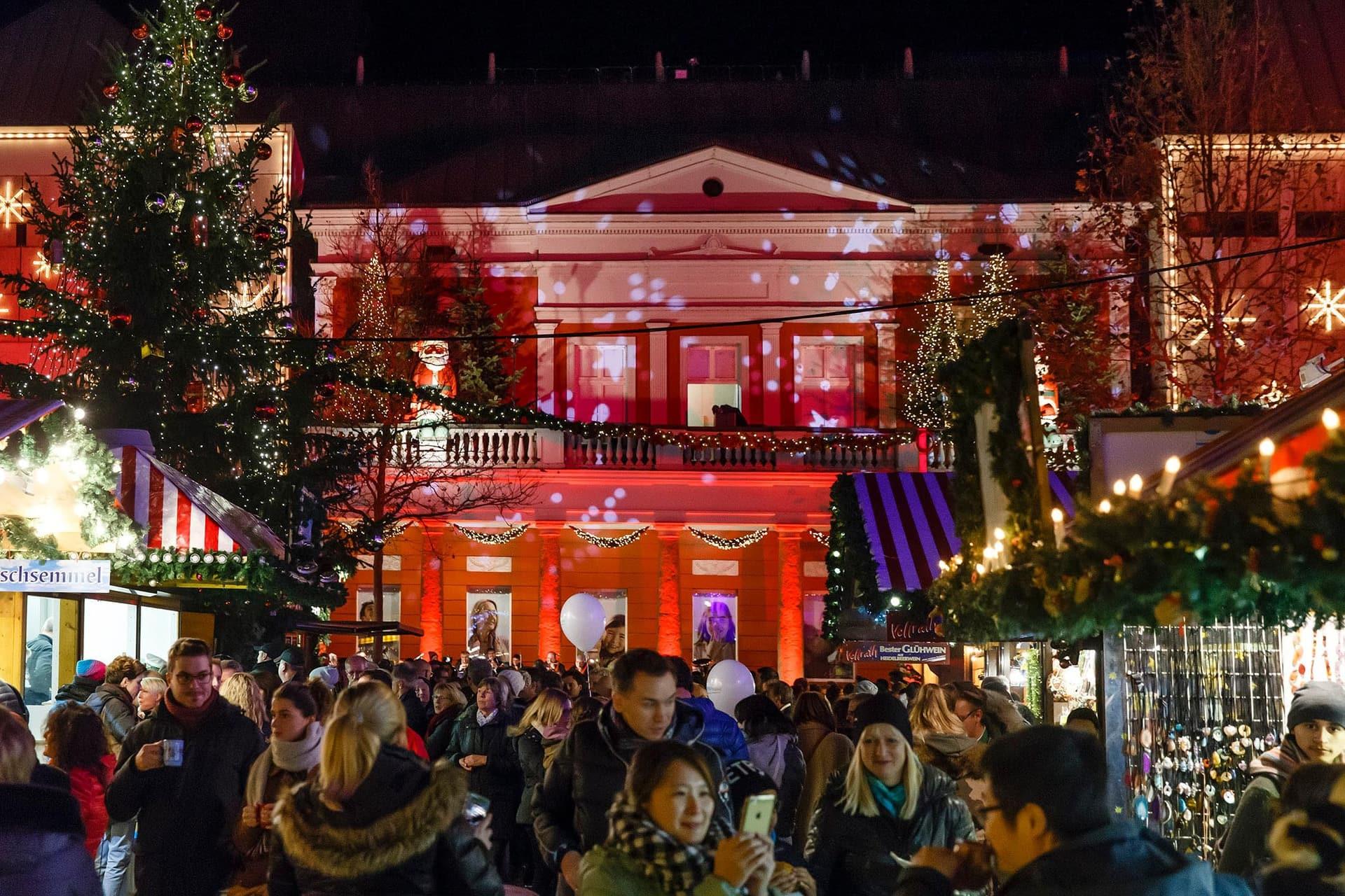 Konzept für den Christkindlmarkt 2020 will Regensburg Marktstände dezentral über die Stadt verteilen