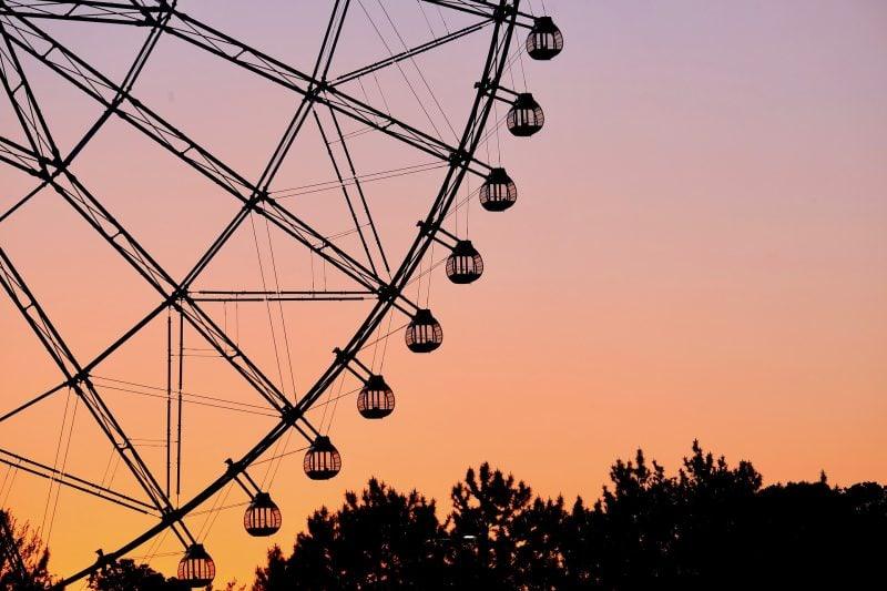 Kunst, Gastronomie und ein Riesenrad im Bahnhofsumfeld Stadt Regensburg plant öffentliche Zwischennutzung des Kepler-Areals