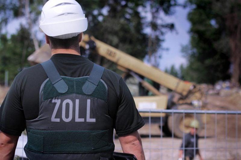 """""""Erschreckendes Ausmaß krimineller Energie"""" Region Regensburg: Schwarzarbeit und Sozialbetrug am Bau kosten Staat 3,2 Mio. Euro / Kontrollbilanz des Regensburger Zolls für 2019 vorgelegt"""