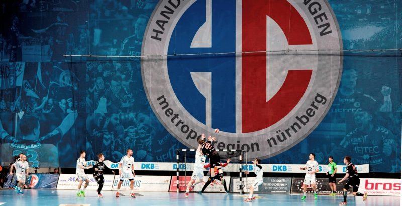 Handball: HC Erlangen startet nach langer Pause im Oktober Saisonstart mit reduzierten Zuschauerzahlen?