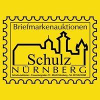 Briefmarkenaktionen Schulz -Logo