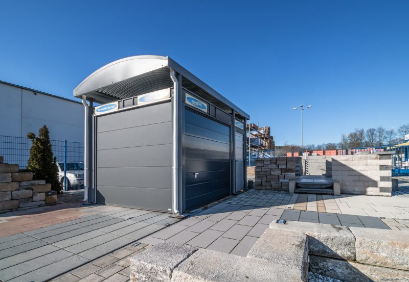 Gute Gründe für ein Garagen-Sektionaltor Jetzt Schnäppchen bei Baustoff Kontor in Regensburg sichern