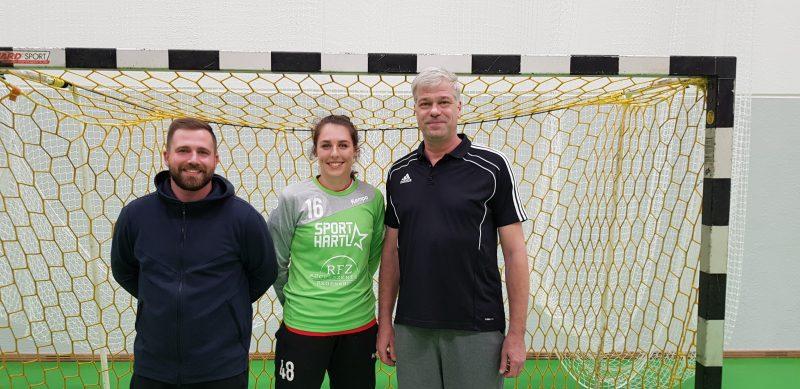 ESV 1927 Regensburg gelingt Transfercoup Handball-Torhüterin Natalia Krupa (23) kommt mit viel internationaler Erfahrung