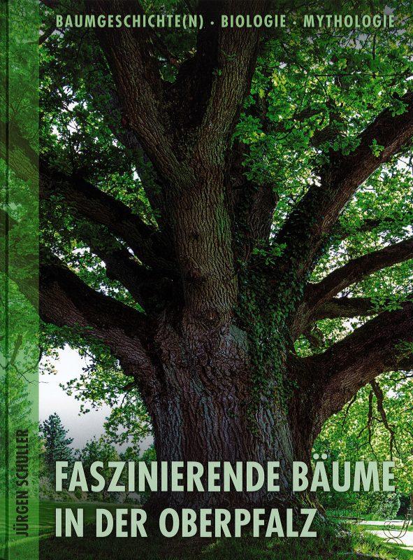 """Oberpfälzer Baumpersönlichkeiten Blizz verlost Exemplare von """"Faszinierende Bäume in der Oberpfalz"""" von Jürgen Schuller"""