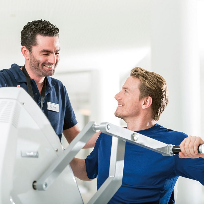 5-Wochen Studienprogramm für Fitness und Gesundheit