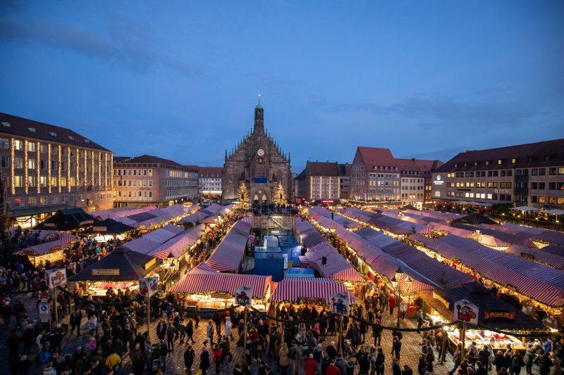 Nürnberg sagt weltberühmten Christkindlesmarkt ab Wegen der Corona-Pandemie sagt die Stadt die Veranstaltung ab
