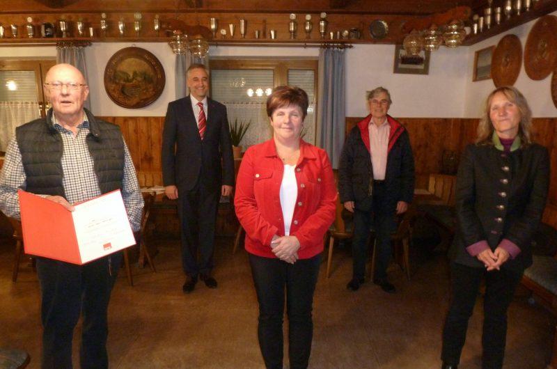 Regensburg: SPD Keilberg hat neuen Vorstand