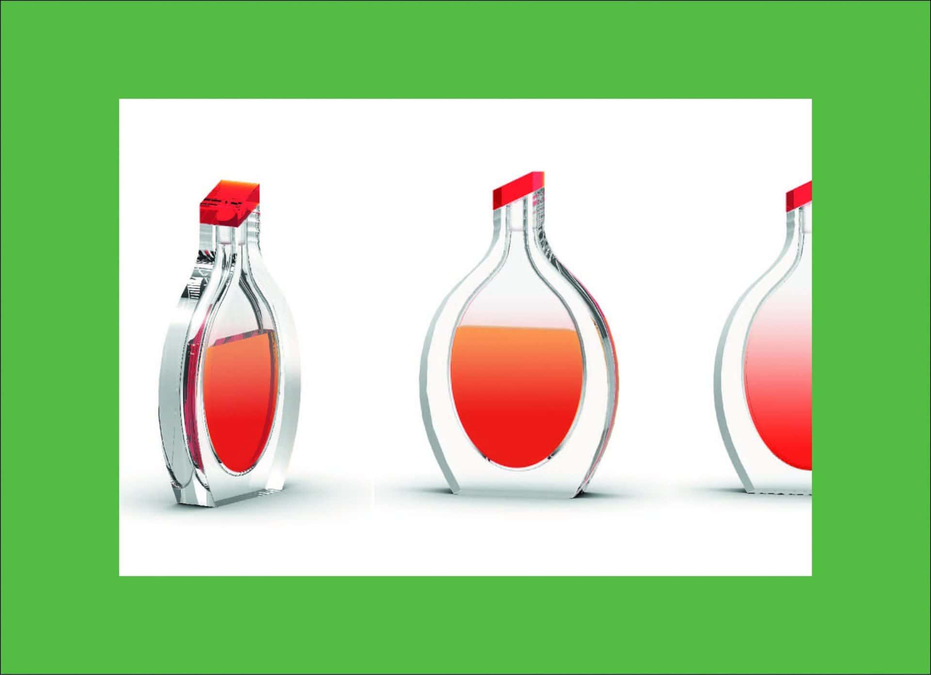 Kreativ Glas designen Designausbildung an der Glasfachschule Zwiesel