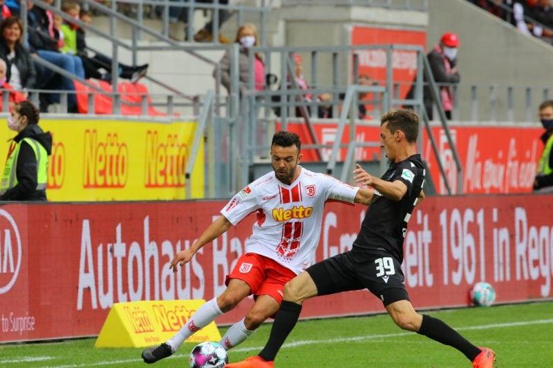 Jahn bittet die Fortuna zum Tanz Ohne Kapitän Gimber, aber mit viel Selbstvertrauen will Regensburg in Düsseldorf bestehen