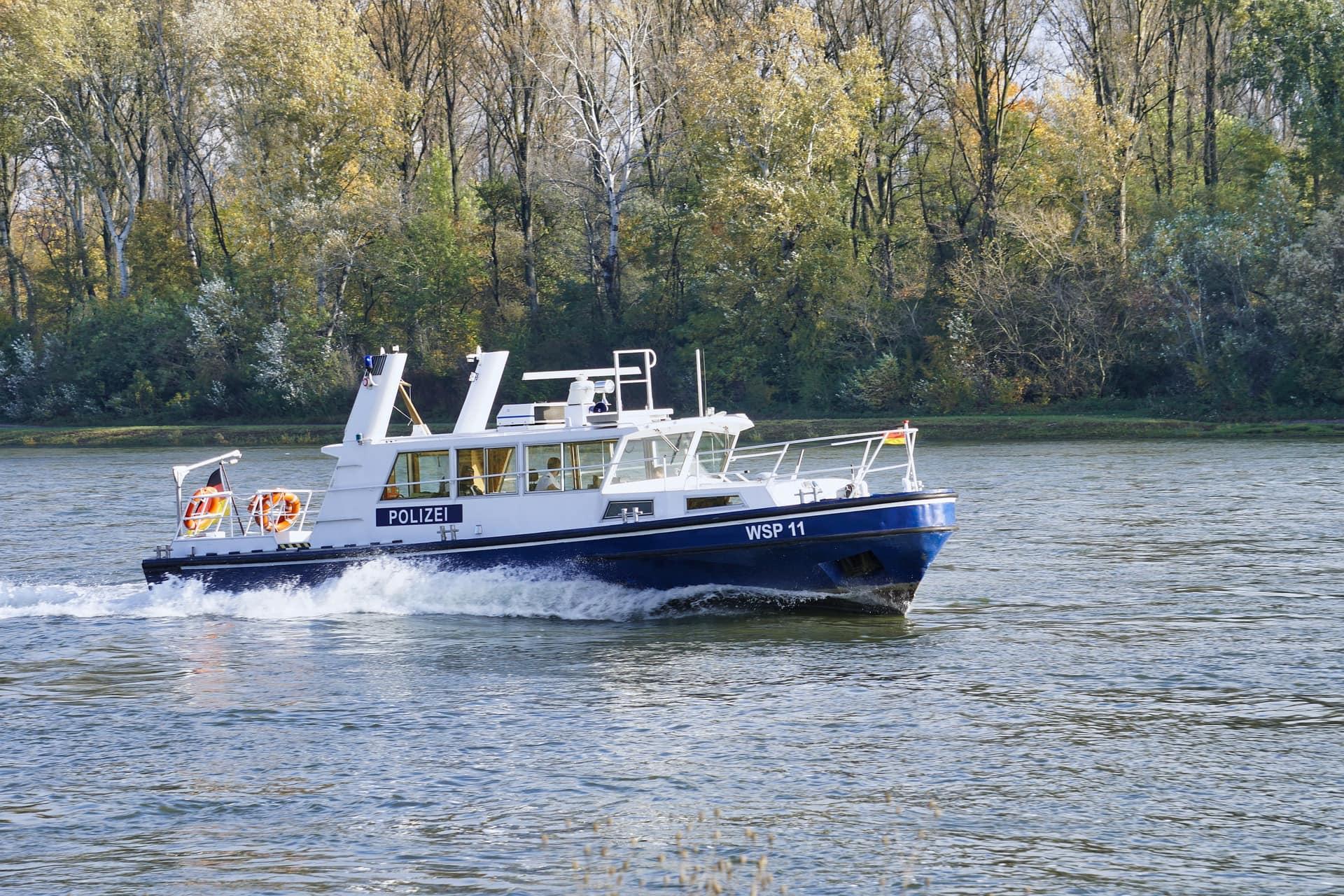 Polizei sucht Donau ab Verdacht bleibt unbestätigt