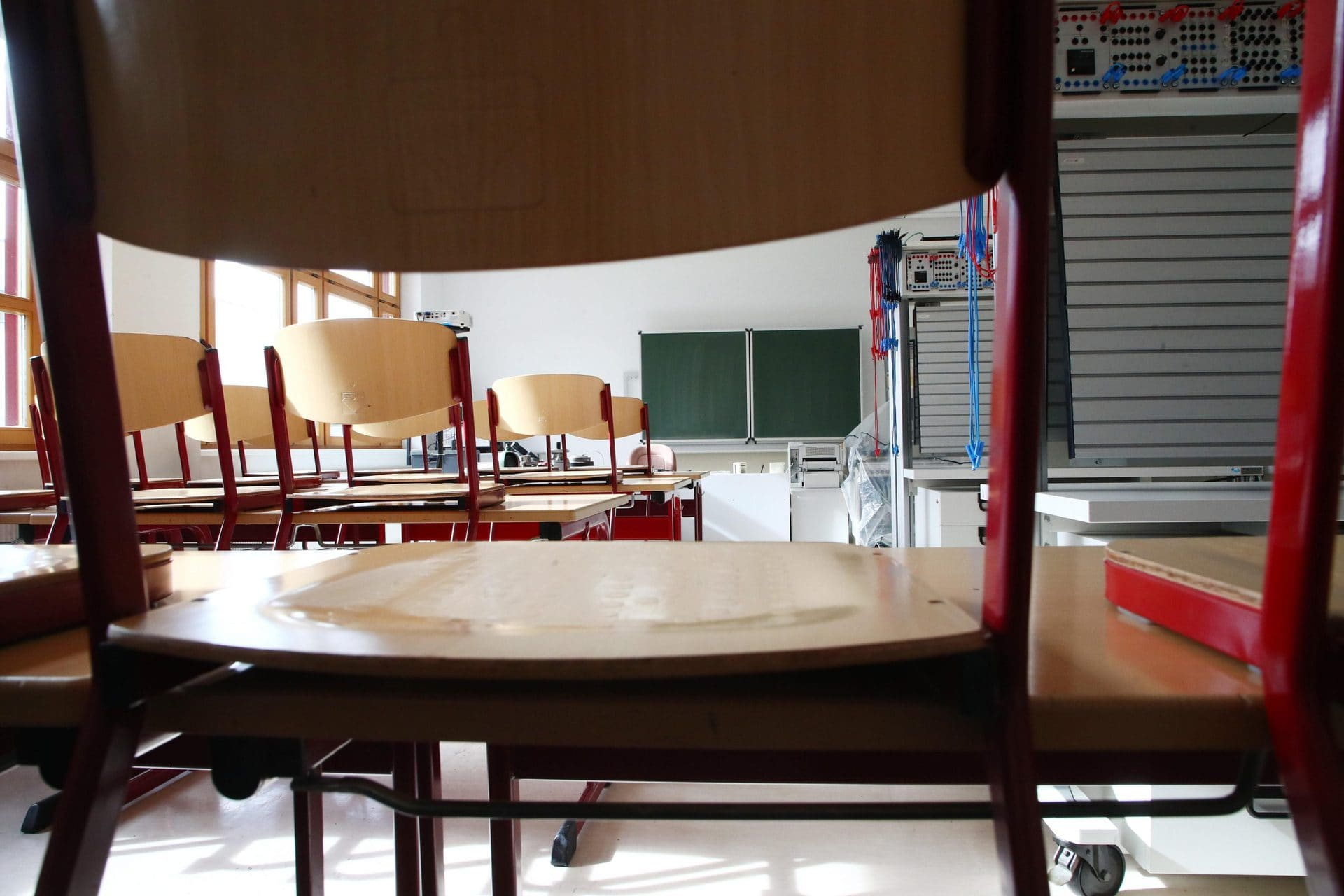 0,5 Prozent der Kinder infiziert Hauptquelle nicht Schule