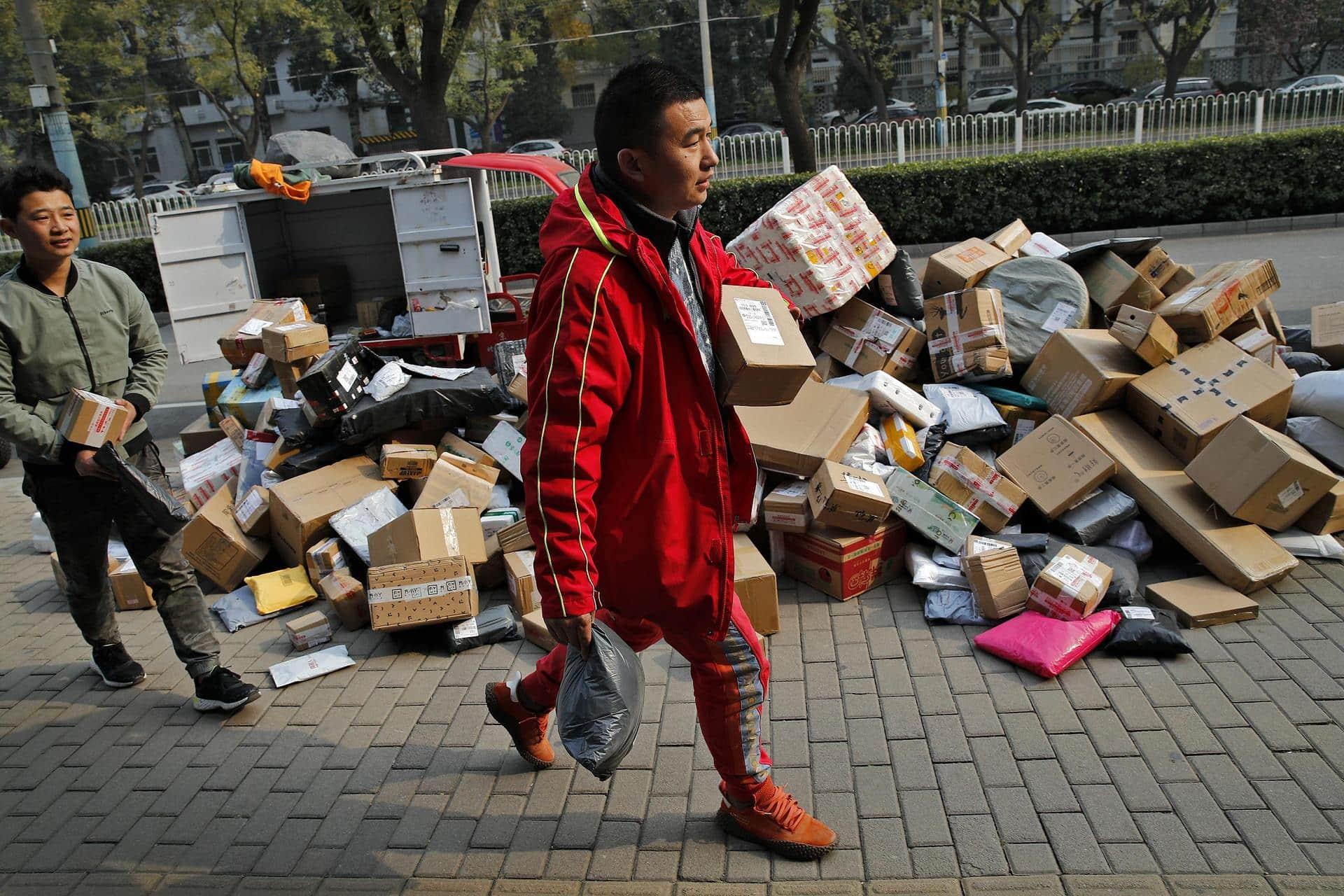 Alibaba: Verkaufsrekord bei weltgrößter Rabattschlacht «Singles Day» in China