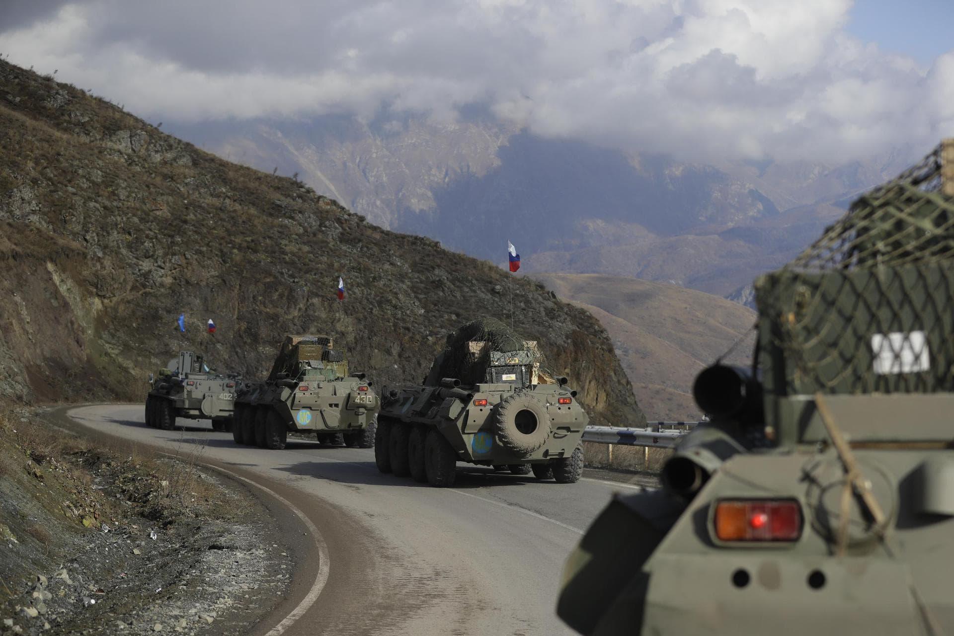 Armenien und Aserbaidschan übergeben getötete Soldaten Nach Abkommen um Berg-Karabach