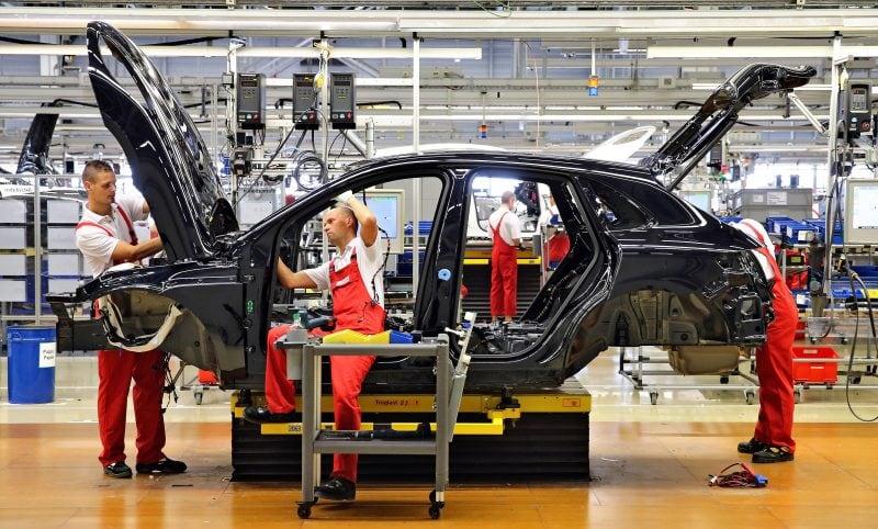 Porsche-Werk