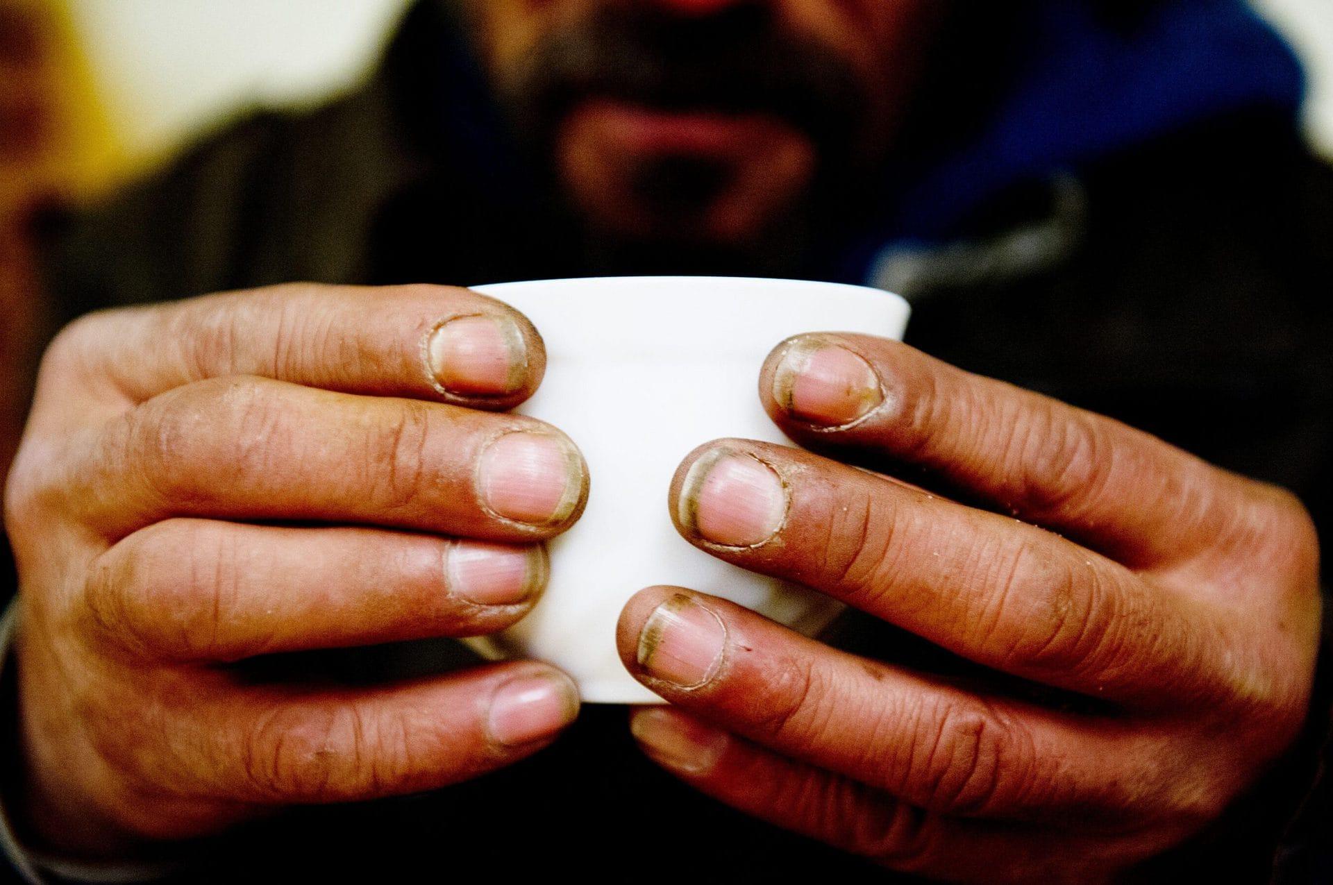 Betreuung von Obdachlosen teurer Winter steht bevor