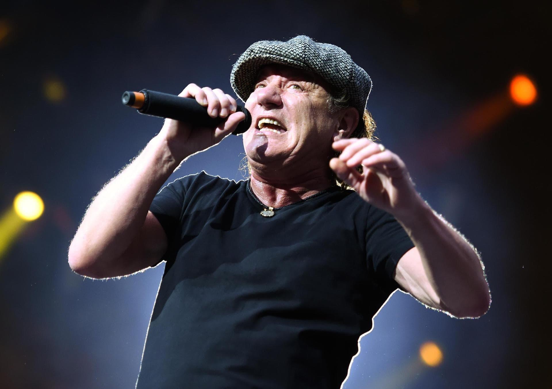 Brian Johnson glaubte nicht mehr an sein AC/DC-Comeback Neues Studioalbum «Power Up» wird am Freitag veröffentlicht