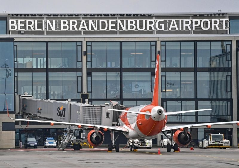 Flughafen Berlin Brandenburg Willy Brandt (BER)