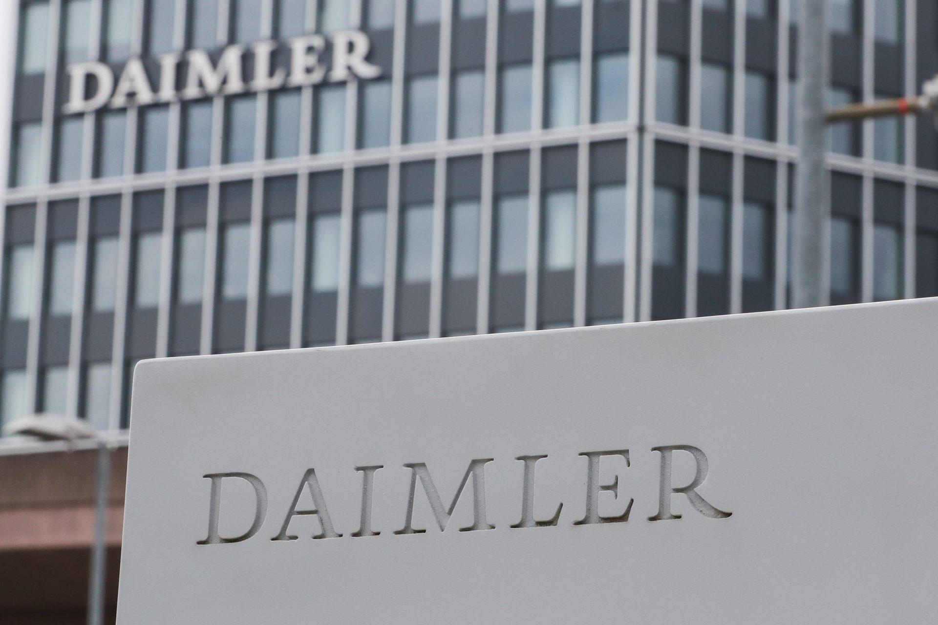 Daimler und Geely entwickeln neuen Benzinmotor Wettbewerbsfähigkeit steigern