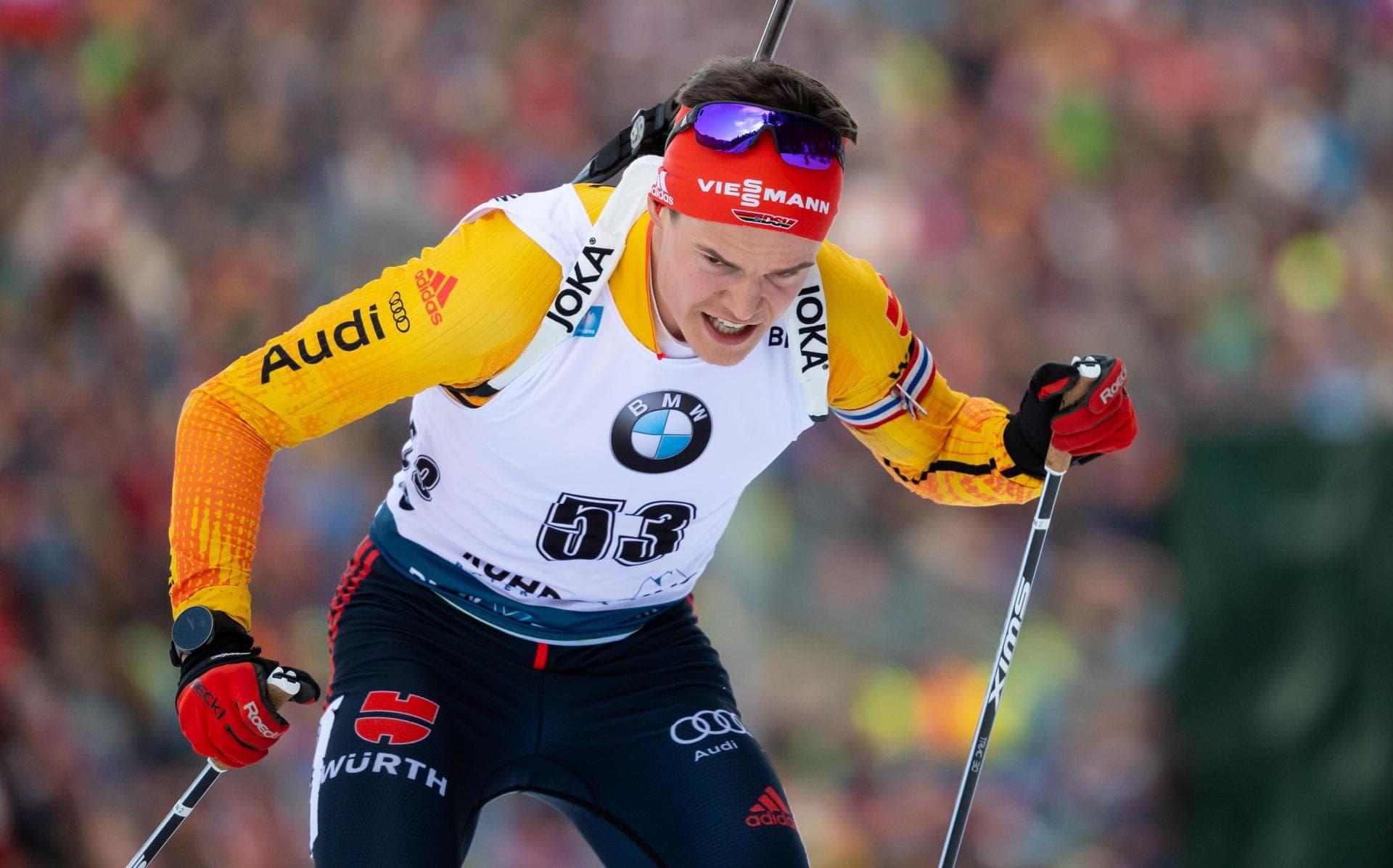 Das bringt der Wintersport am Samstag Biathlon, Ski nordisch, Bob