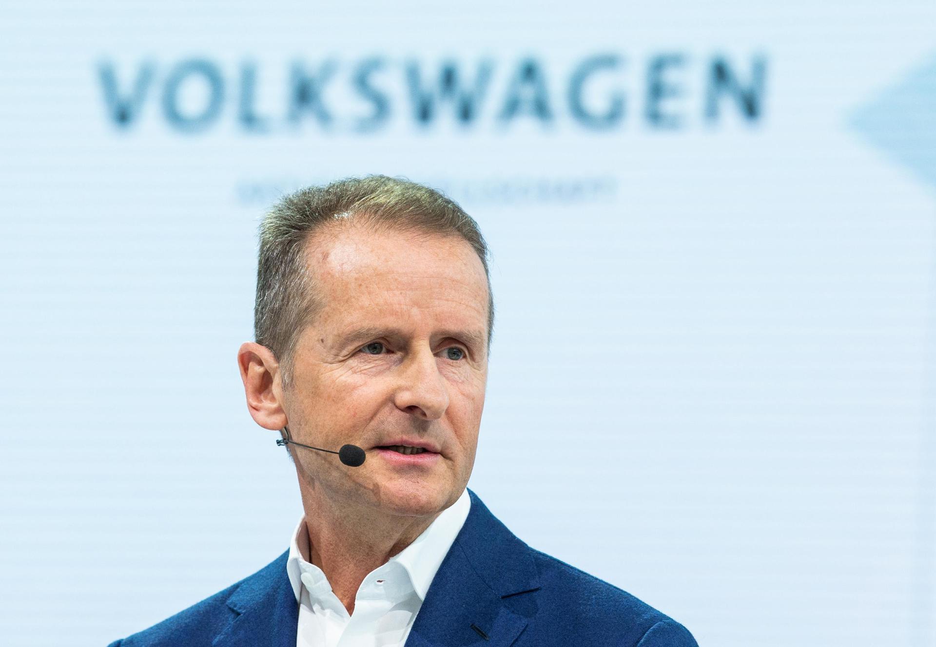 Der VW-Chef und die Vertrauensfrage Streit um Vorstandsposten
