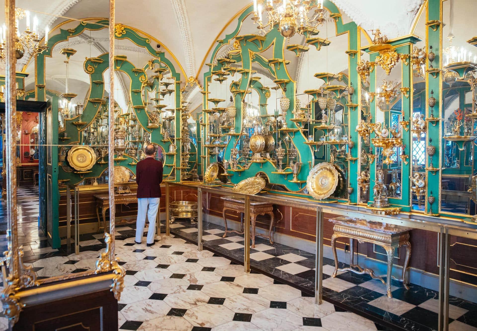 Die Jagd nach den Juwelen aus dem Grünen Gewölbe Berliner Clan unter Verdacht