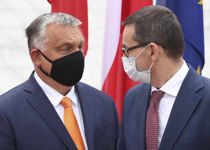 Morawiecki und Orban