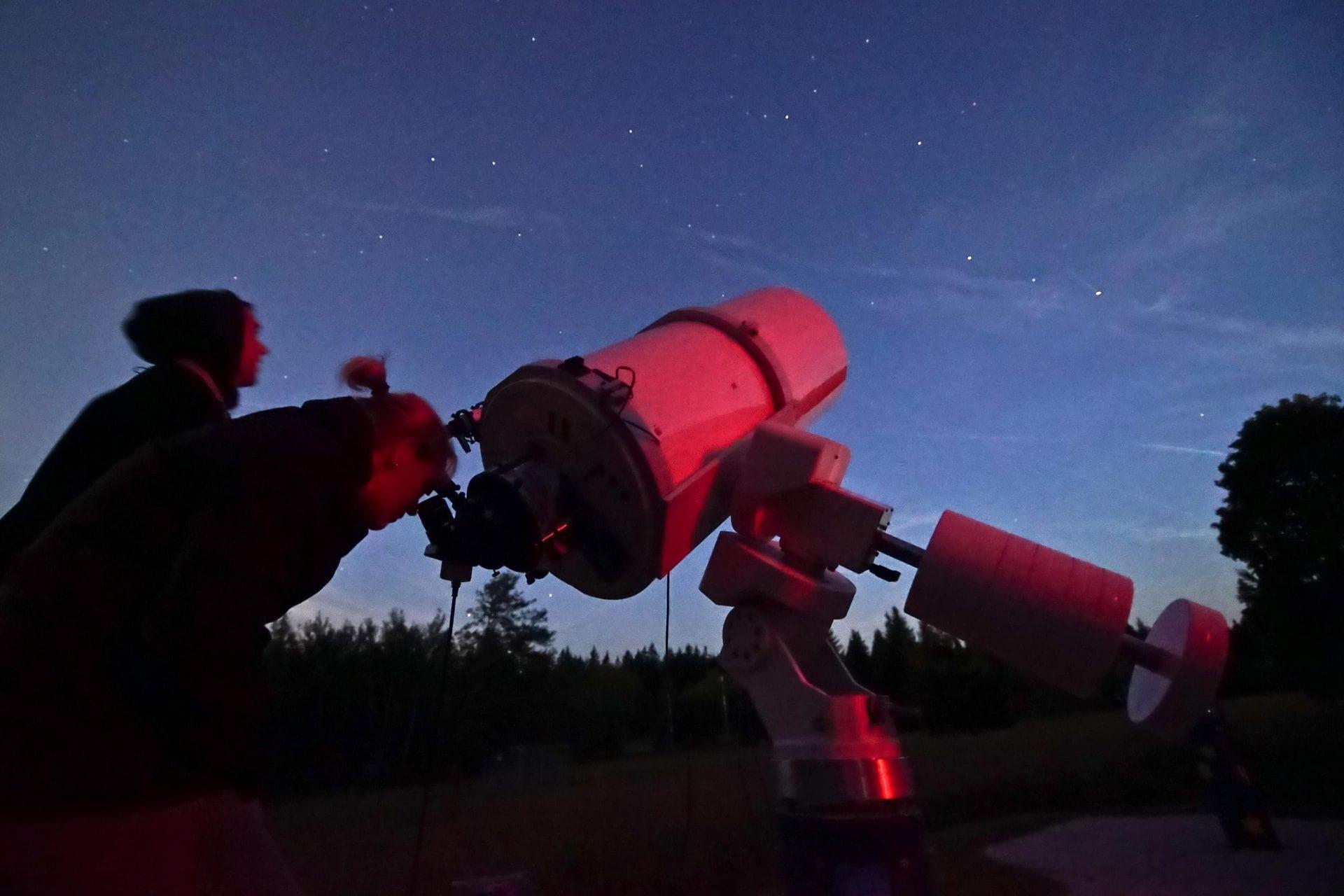 Feuerkugel über Deutschland gesichtet Astronomie
