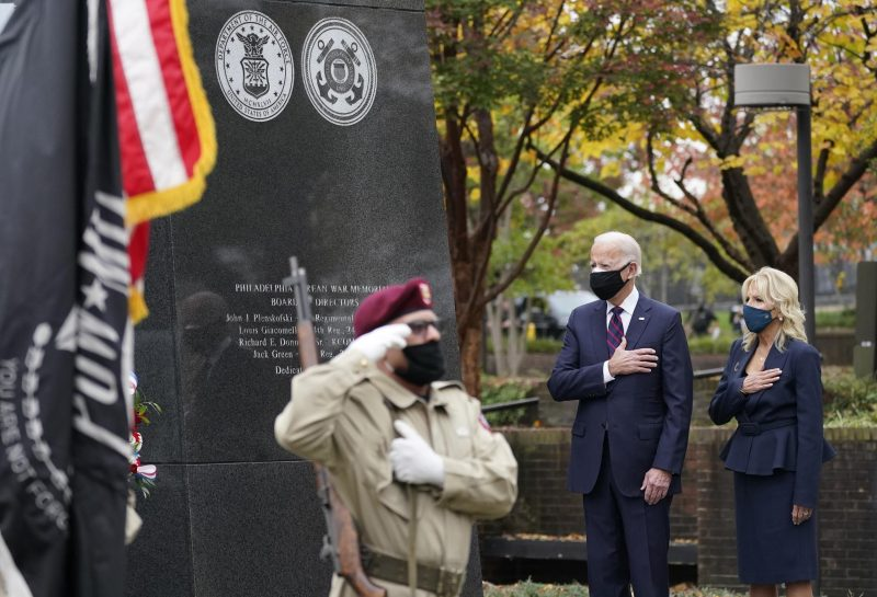 Veterans Day in den USA