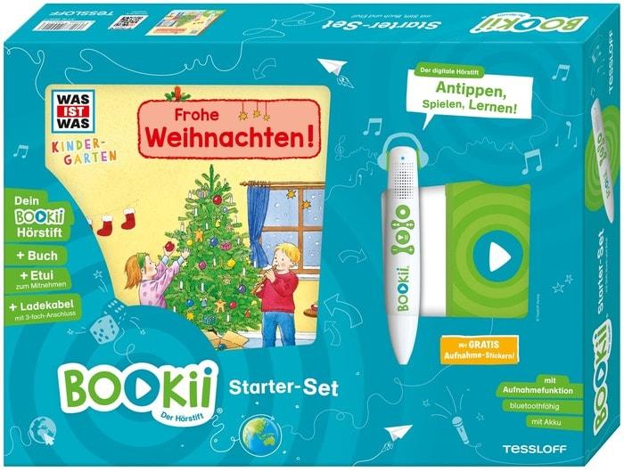 """Was bedeutet eigentlich Weihnachten? Blizz verlost das BOOKii-Starter Set """"Frohe Weihnachten"""" aus dem Tessloff Verlag"""