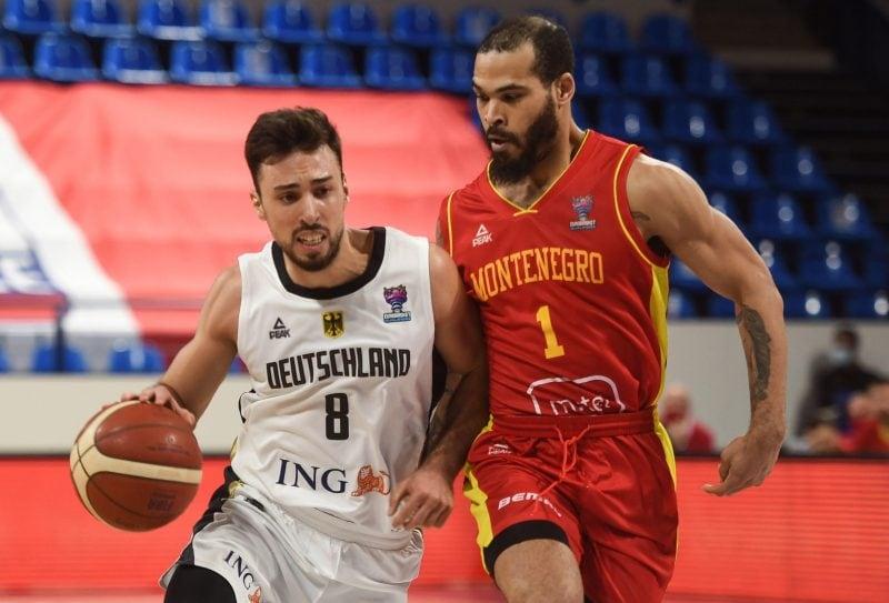 Deutschland - Montenegro