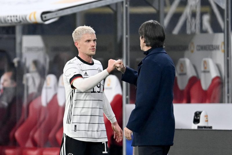 DFB-Debütant
