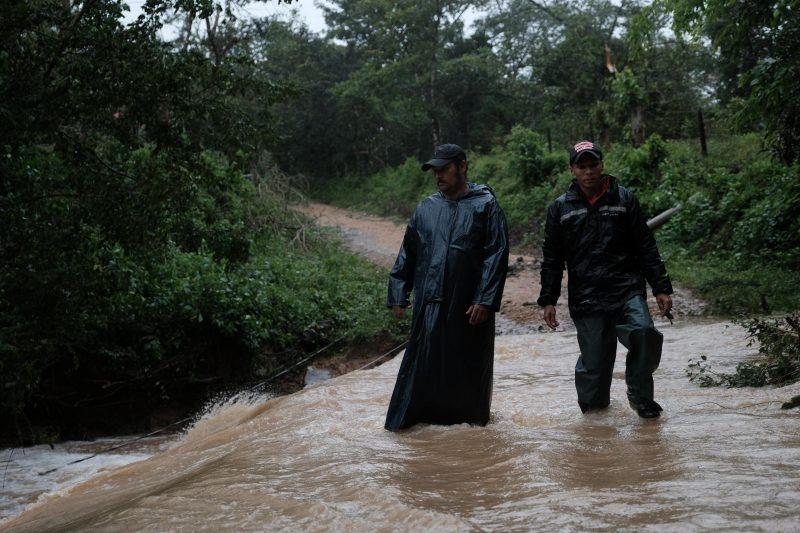 Hurrikan «Iota» - Nicaragua