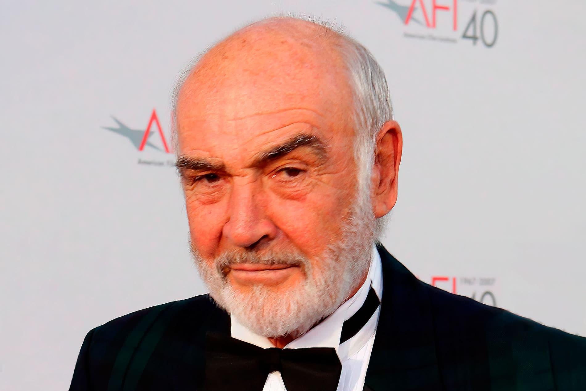 Sean Connery ist tot James-Bond-Legendestirbt mit 90