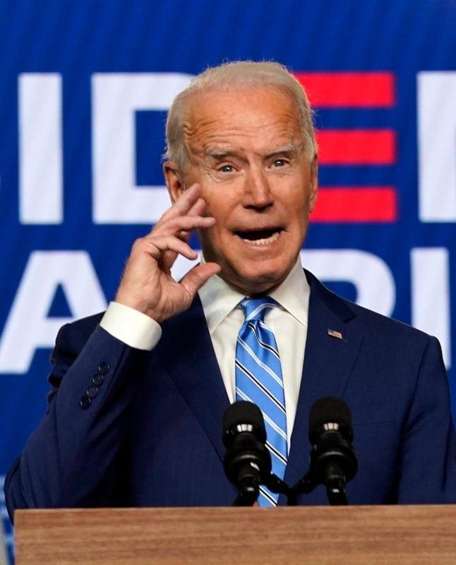 Joe Biden Wahlsieg?
