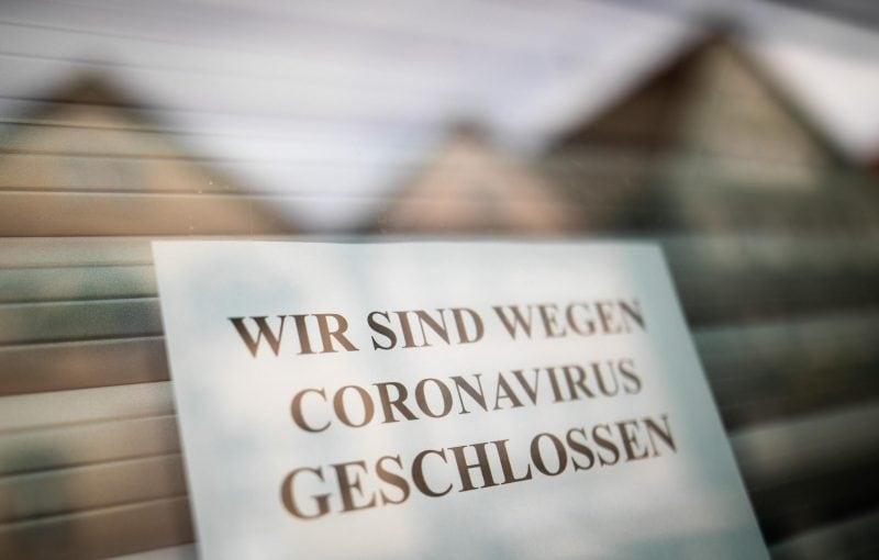 Coronavirus - Ladenschließung