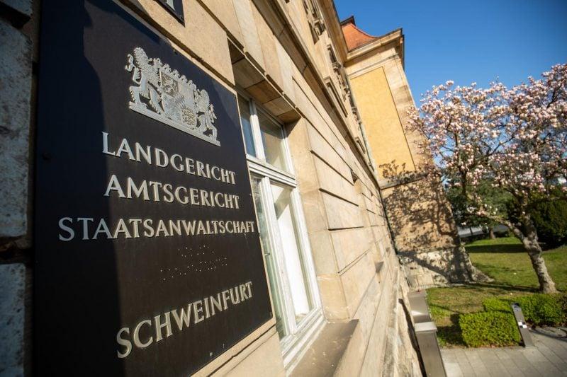 Land- und Amtsgericht in Schweinfurt