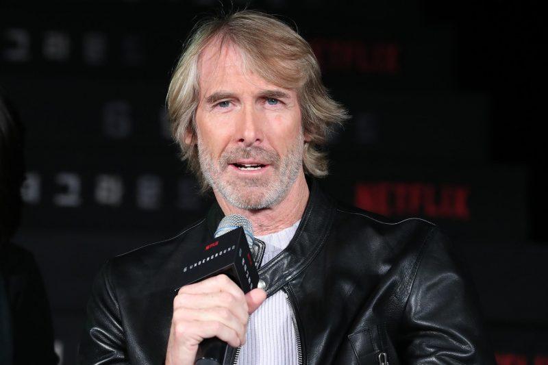 Filmproduzent Michael Bay