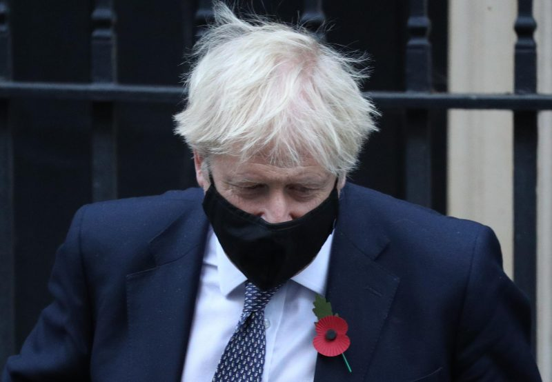Premierminister Johnson