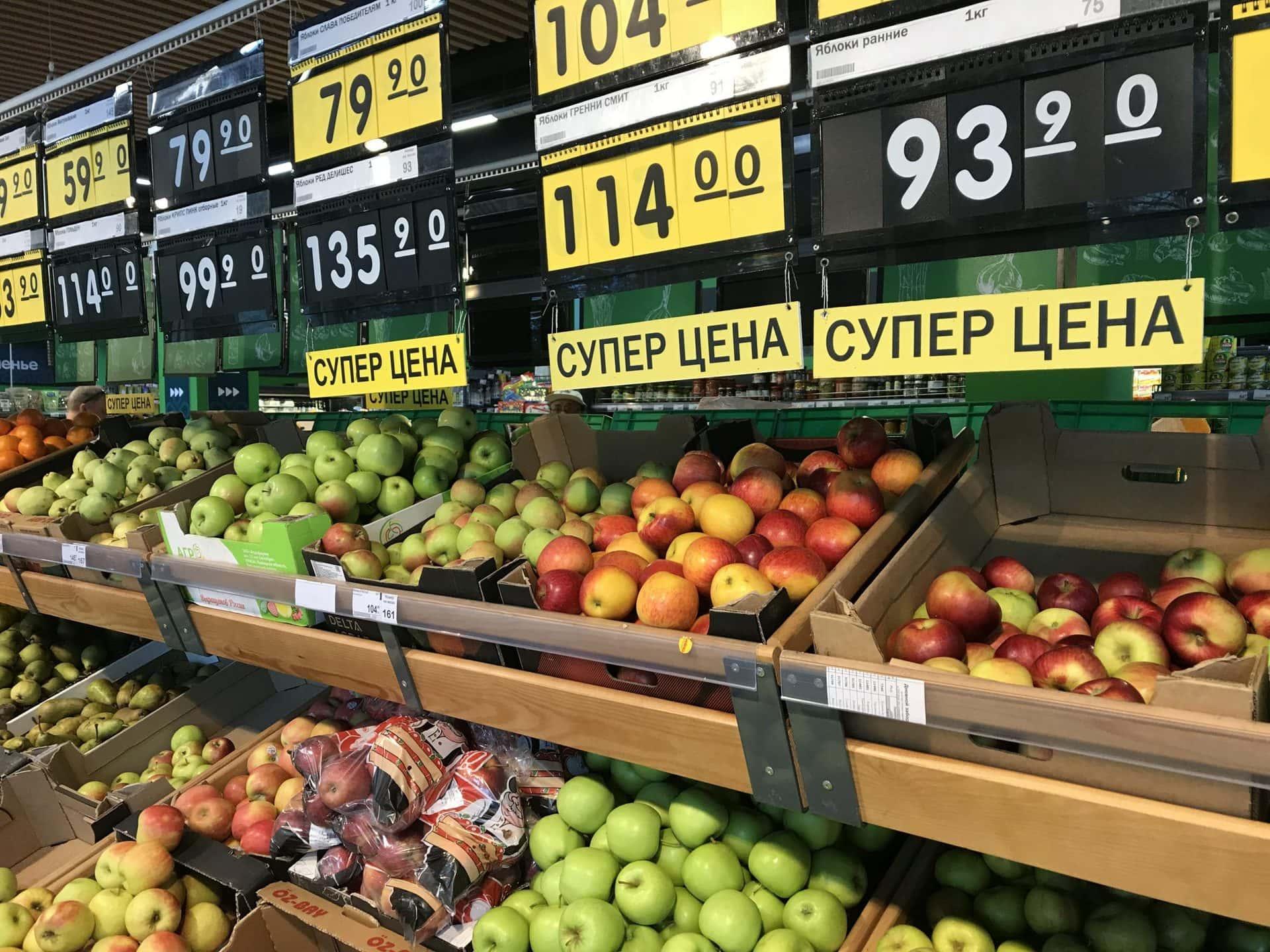 Putin verlängert Lebensmittelembargo gegen EU Per Erlass vom Kremlchef