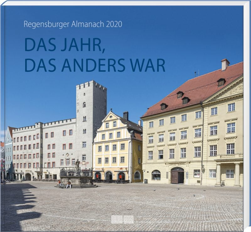 """Das Jahr, das anders war Blizz verlost den """"Regensburger Almanach 2020"""""""