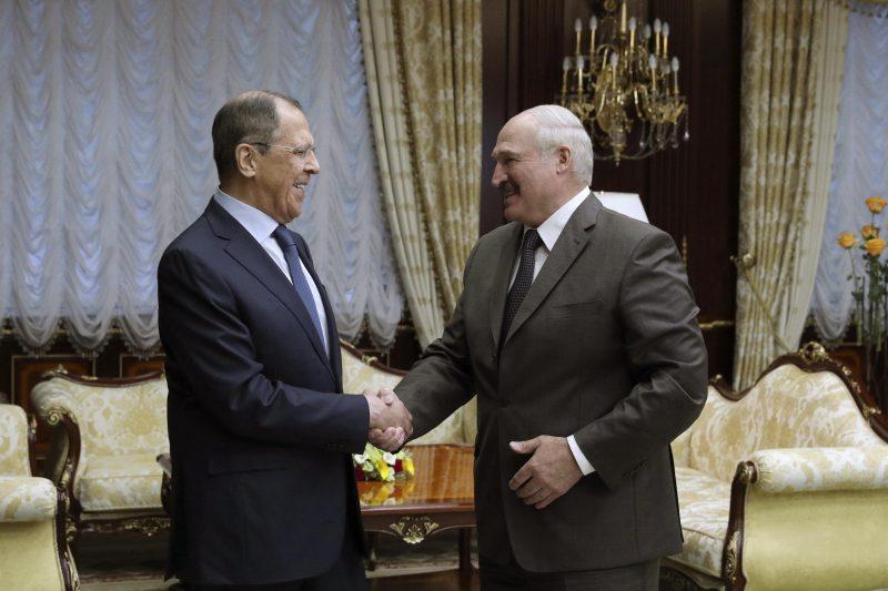 Russland mahnt Belarus zu Reformen Drei Monate Dauerprotest