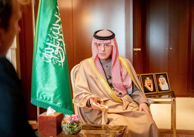 Adel al-Dschubair - Saudischer Staatsminister für Auswärtiges
