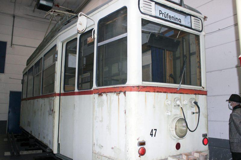 Motor läuft auch nach 30 Jahren noch OTH Regensburg haucht der Historischen Straßenbahn neues Leben ein