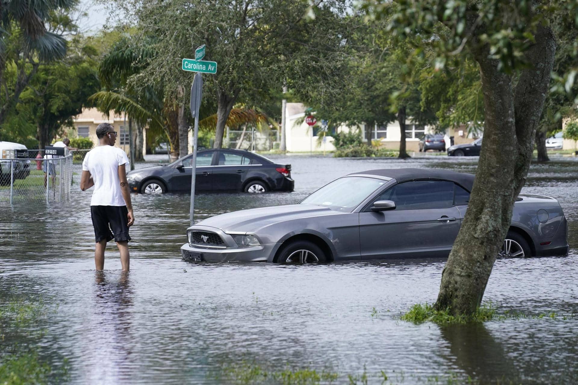 Tropensturm «Eta» vor Florida Verwüstung in Mittelamerika
