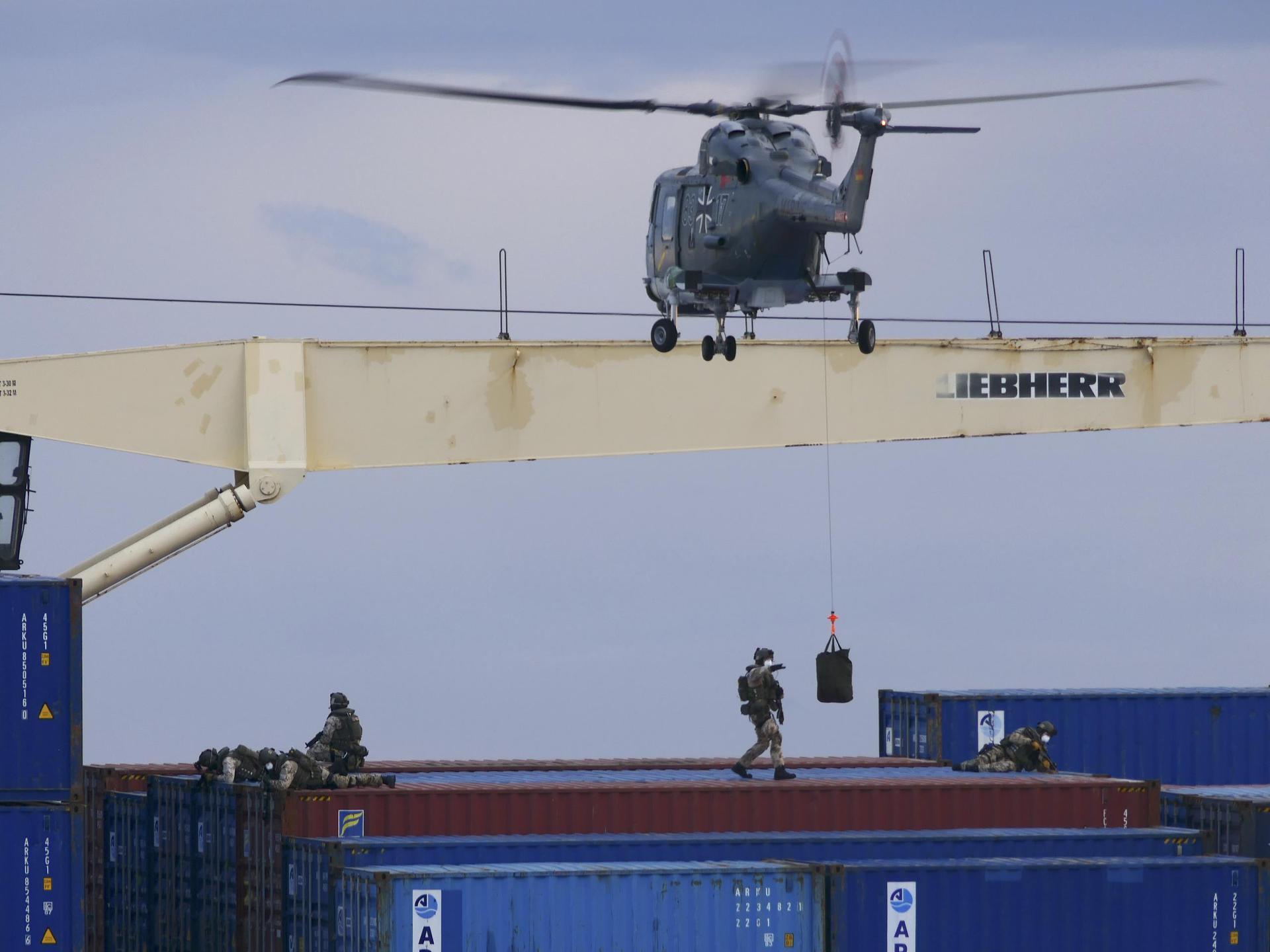 Umstrittener Bundeswehreinsatz: Dokument belastet Türkei Verdacht auf Waffenlieferungen