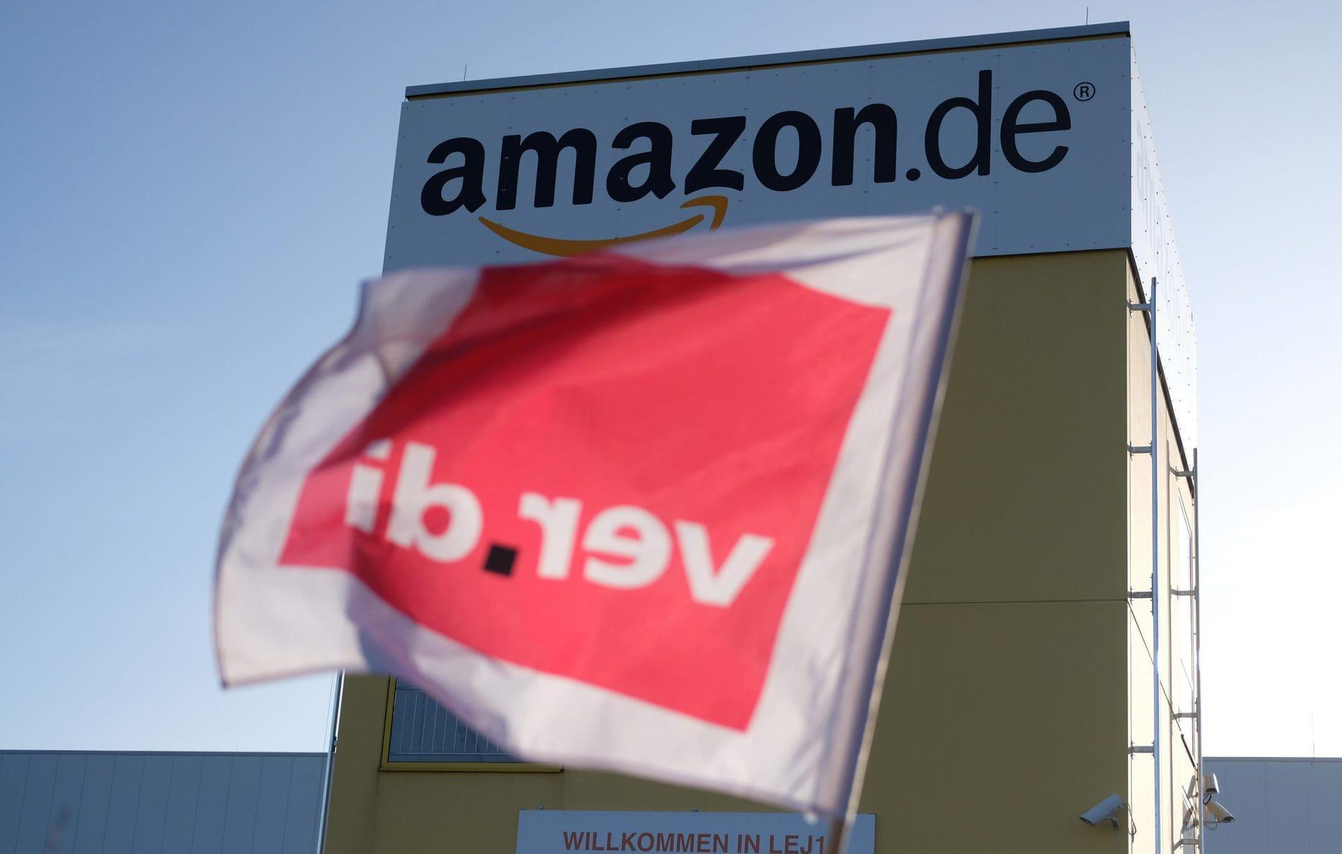 Verdi ruft erneut zu Streiks bei Amazon auf An sieben Versandzentren