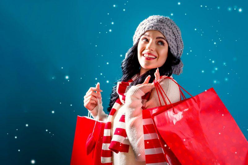 Weihnachten einkaufen